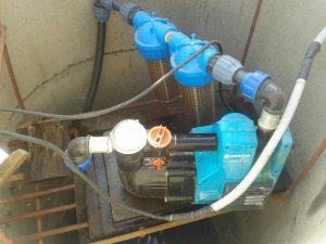 монтаж на хидрофор