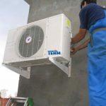 как се монтира климатик
