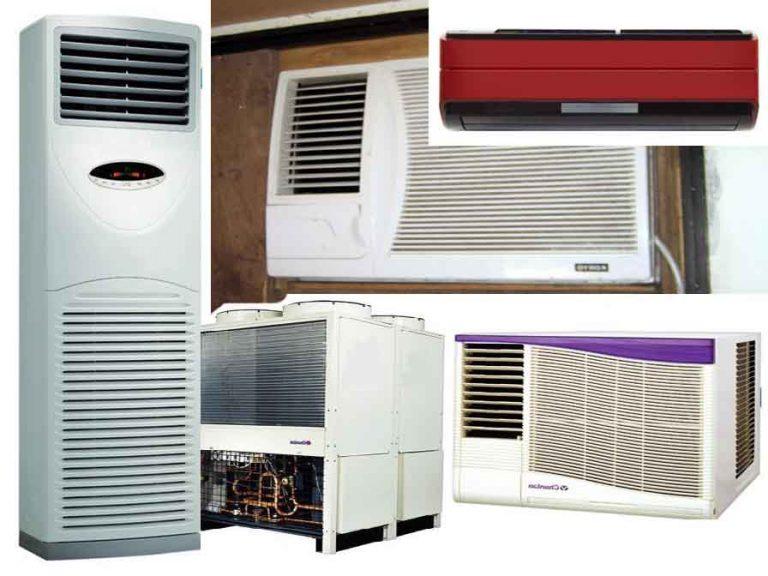 доставка и монтаж на климатици