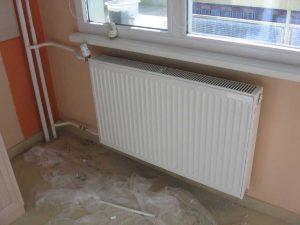 монтаж на панелни радиатори цени